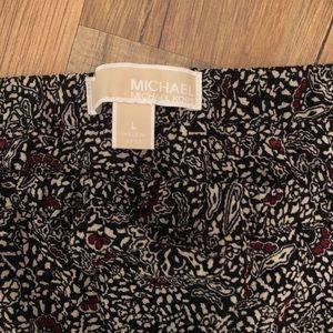 MICHAEL Michael Kors Skirts - MICHAEL Michael Kors Ruffled Mini Skirt Large